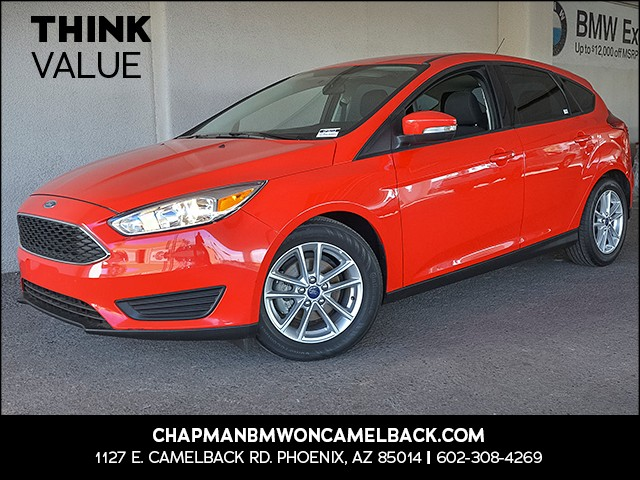 2016 Ford Focus SE 42178 miles 6023852286Presidents Day Weekend Sale at Chapman Value Center