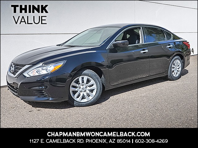 2016 Nissan Altima 25 53149 miles 6023852286Presidents Day Weekend Sale at Chapman Value Ce