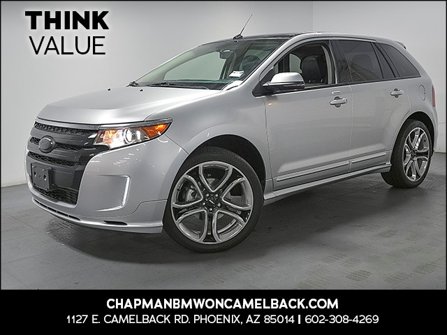 2013 Ford Edge Sport 61879 miles 6023852286 Chapman Value Center in Phoenix specializing in