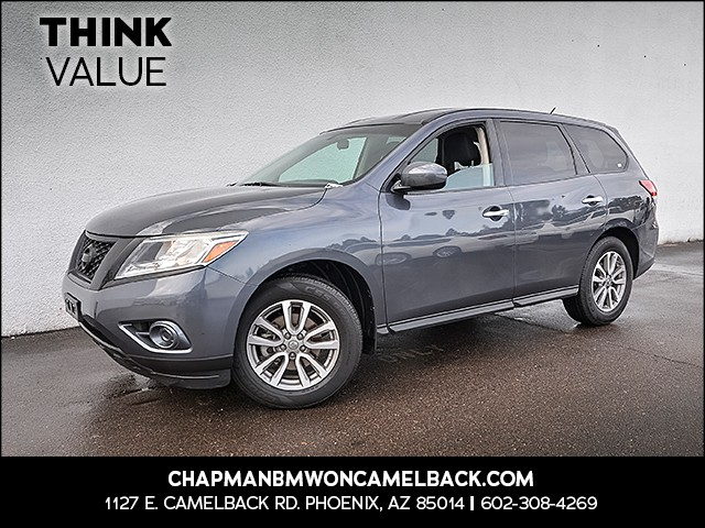 2014 Nissan Pathfinder S 41021 miles 6023852286 Chapman Value Center in