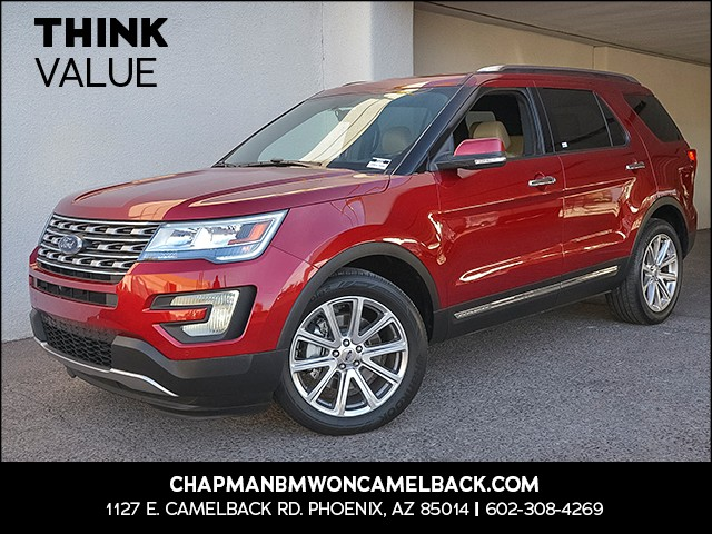 2017 Ford Explorer Limited 29926 miles 6023852286 Chapman Value Center in Phoenix specializi