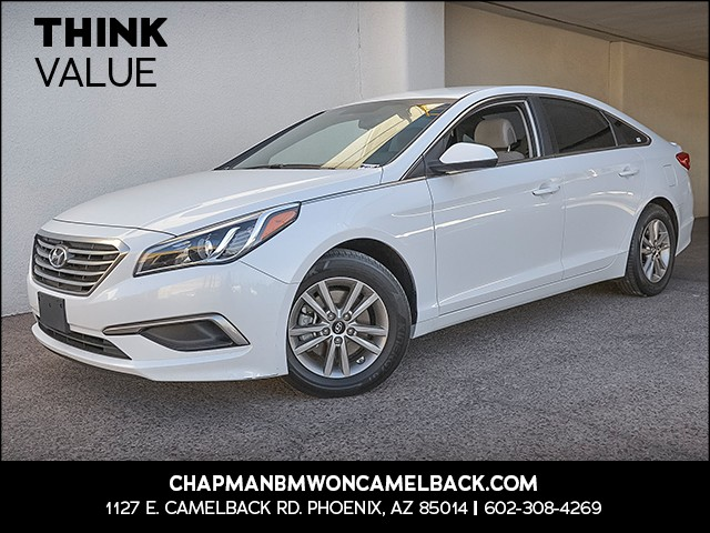2016 Hyundai Sonata SE 45504 miles 6023852286Presidents Day Weekend Sale at Chapman Value Ce