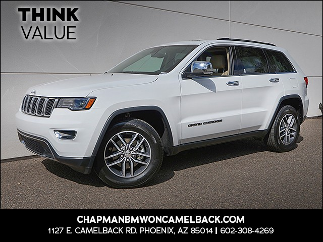 2017 Jeep Grand Cherokee Limited 23561 miles 6023852286 Chapman Value Center in Phoenix spec