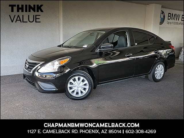 2016 Nissan Versa 16 S 42163 miles 6023852286Presidents Day Weekend Sale at Chapman Value C