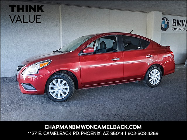 2016 Nissan Versa 16 S 37654 miles 6023852286Presidents Day Weekend Sale at Chapman Value C