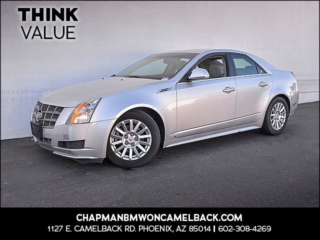 2010 Cadillac CTS 30L Luxury 54698 miles 6023852286Presidents Day Weekend Sale at Chapman V