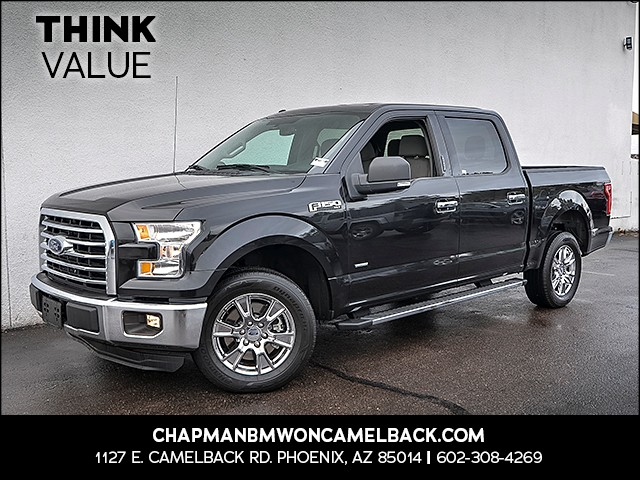 2015 Ford F-150 XLT Crew Cab 13279 miles 6023852286Presidents Day Weekend Sale at Chapman Va