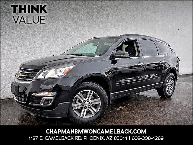2017 Chevrolet Traverse LT 30139 miles 6023852286Presidents Day Weekend Sale at Chapman Valu