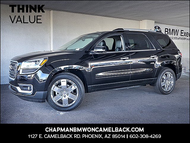 2017 GMC Acadia Limited 19238 miles 6023852286 Chapman Value Center in Phoenix specializing
