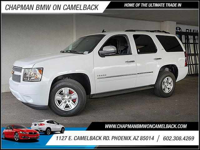 2013 Chevrolet Tahoe LTZ 78960 miles 6023852286 Chapman Value Center in Phoenix specializing