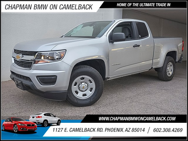 2017 Chevrolet Colorado Extended Cab 993 miles 6023852286 Chapman Value Center in Phoenix sp