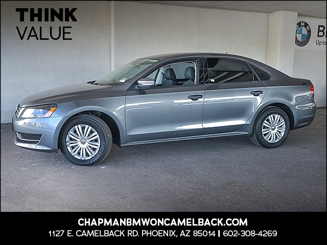 2014 Volkswagen Passat S PZEV 29368 miles 6023852286Presidents Day Weekend Sale at Chapman V