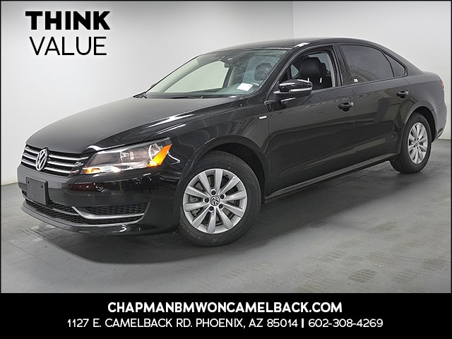 2013 Volkswagen Passat S PZEV 48950 miles Wireless data link Bluetooth Cruise control Anti-thef
