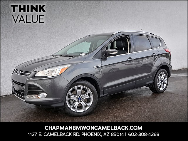 2015 Ford Escape Titanium 24157 miles 6023852286Presidents Day Weekend Sale at Chapman Value