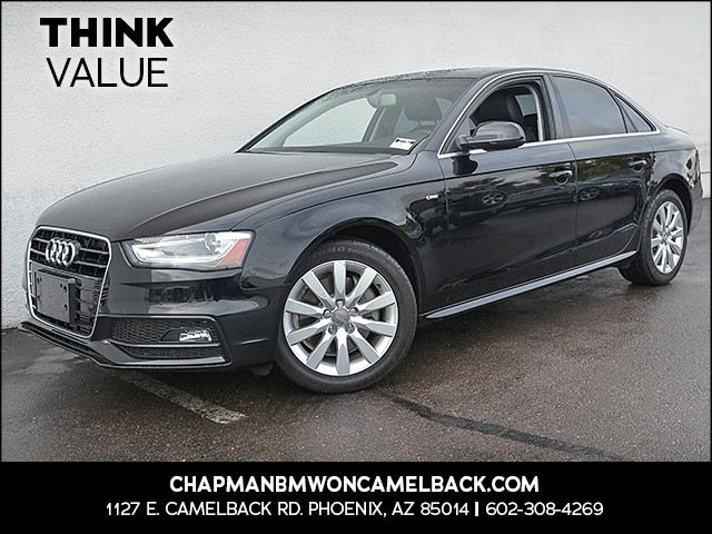 2015 Audi A4 20T Premium 38839 miles 6023852286 Chapman Value Center in Phoenix specializin