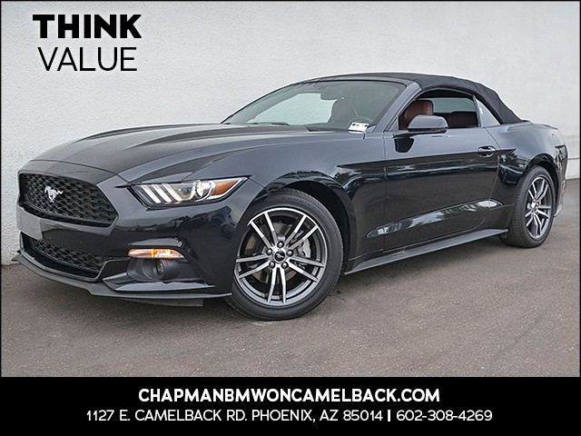 2017 Ford Mustang EcoBoost Premium 41321 miles 6023852286Presidents Day Weekend Sale at Chap