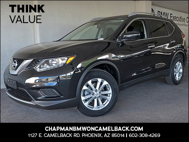 2016 Nissan Rogue S 35446 miles 6023852286 Chapman Value Center in Phoenix specializing in l
