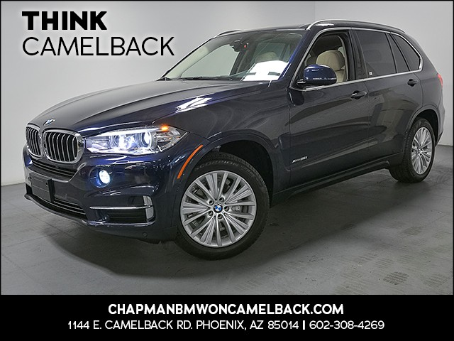 2016 BMW X5 xDrive35i 23670 miles 1144 E Camelback Rd 6023852286 Chapman BMW on Camelback is