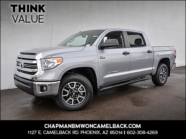 2016 Toyota Tundra SR5 Crew Cab 16652 miles 6023852286 Chapman Value Center in Phoenix speci