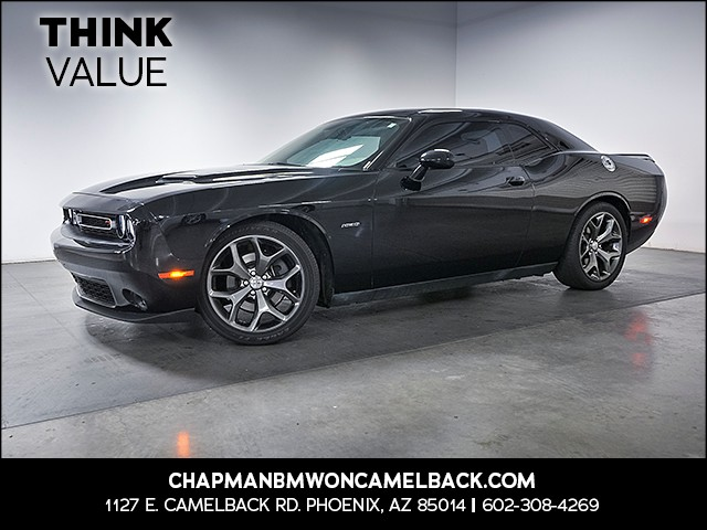 2016 Dodge Challenger RT 18548 miles Wireless data link Bluetooth Cruise control Anti-theft sy