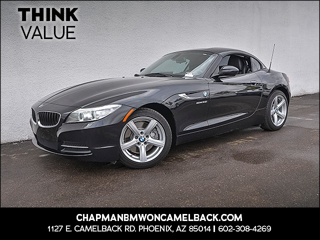 2016 BMW Z4 sDrive28i 9437 miles Presidents Day Weekend Sale at Chapman BMW on Camelback Extra I