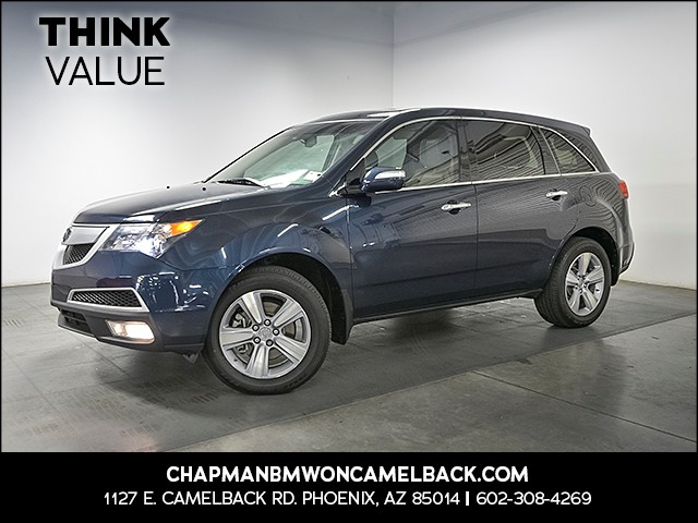 2011 Acura MDX SH-AWD wTech wRES 111873 miles 6023852286 Chapman Value Center in Phoenix s