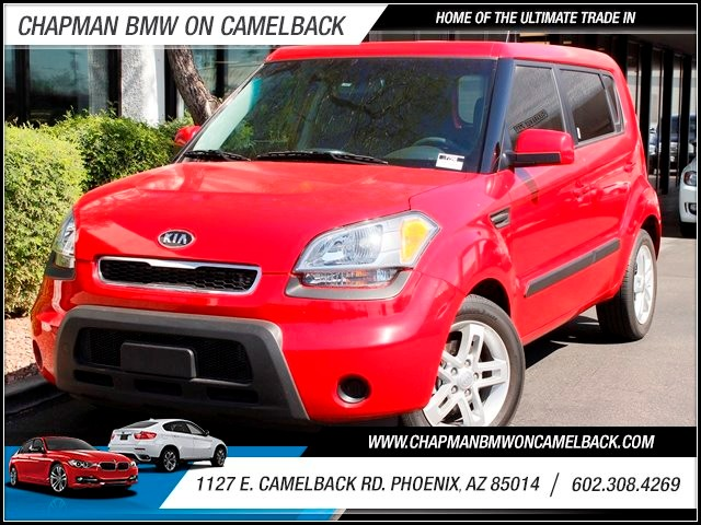 2011 Kia Soul Sport 39799 miles 1127 E Camelback BUY WITH CONFIDENCE Chapman BMW Used Car