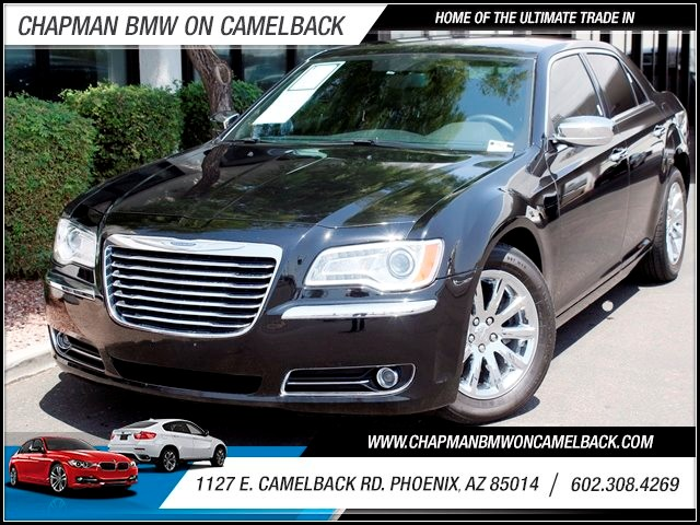 2014 Chrysler 300 C 20714 miles 1127 E Camelback BUY WITH CONFIDENCE Chapman BMW Used Car