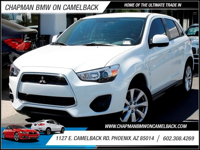 2014 Mitsubishi Outlander Sport ES 5037 miles 1127 E Camelback BUY WITH CONFIDENCE Chapma