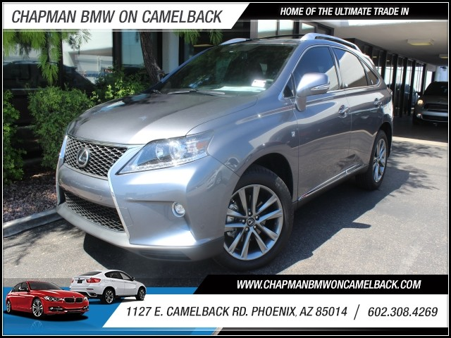 2015 Lexus RX 350 F SPORT 9352 miles 602 385-2286 1127 E Camelback HOME OF THE ULTIMATE TRAD