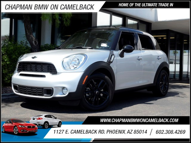 2011 MINI Cooper Countryman S 56825 miles 602 385-2286 1127 E Camelback HOME OF THE ULTIMATE