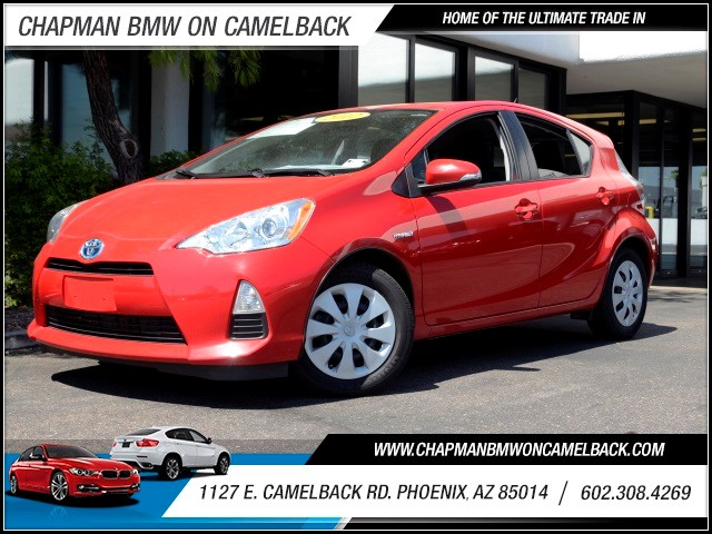 2012 Toyota Prius c Three 43544 miles 602 385-2286 1127 E Camelback HOME OF THE ULTIMATE TRA