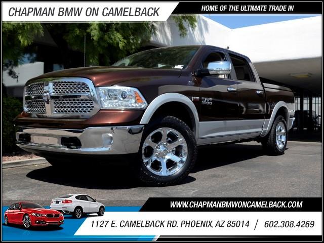 2013 Ram 1500 Laramie Crew Cab 37880 miles 602 385-2286 1127 E Camelback HOME OF THE ULTIMAT