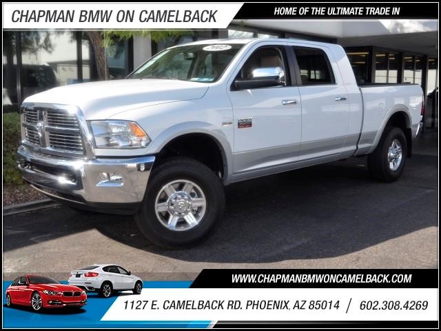 2012 Ram 2500 Laramie Crew Cab 30915 miles 602 385-2286 1127 E Camelback HOME OF THE ULTIMAT