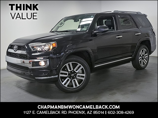 2015 Toyota 4Runner Limited 35084 miles 6023852286 Chapman Value Center in Phoenix specializ