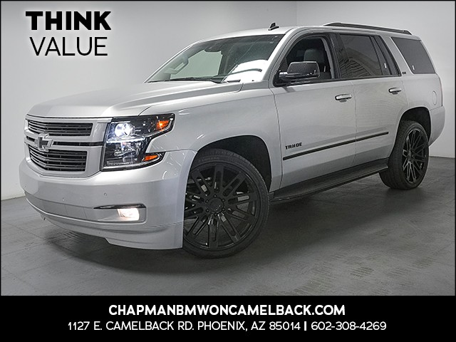 2015 Chevrolet Tahoe LTZ 56728 miles 6023852286 Chapman Value Center in Phoenix specializing