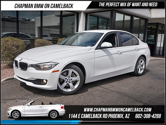 2015 BMW 3-Series Sdn 320i 48319 miles Driver assistance app roadside assistance Satellite commu