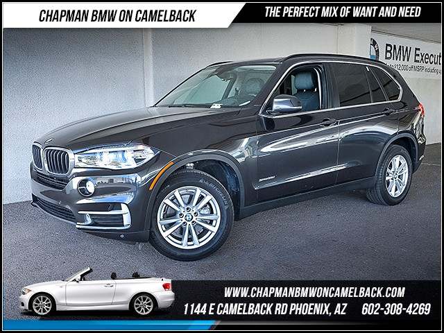 2015 BMW X5 sDrive35i 29180 miles Driving Assistance Package Satellite communications BMW Assist