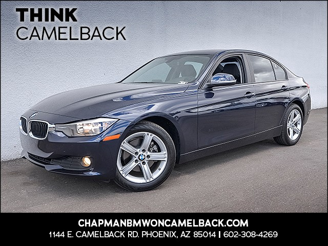 2015 BMW 3-Series Sdn 320i 30803 miles Phone hands free Satellite communications BMW Assist Dri