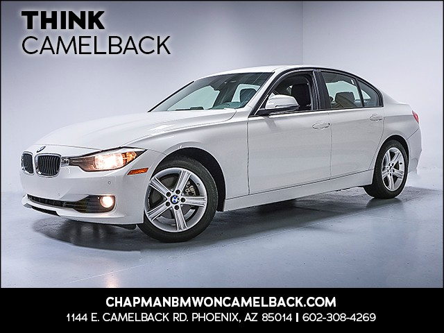 2015 BMW 3-Series Sdn 328i 71841 miles Why Camelback Chapman BMW on Camelback uses real time ma