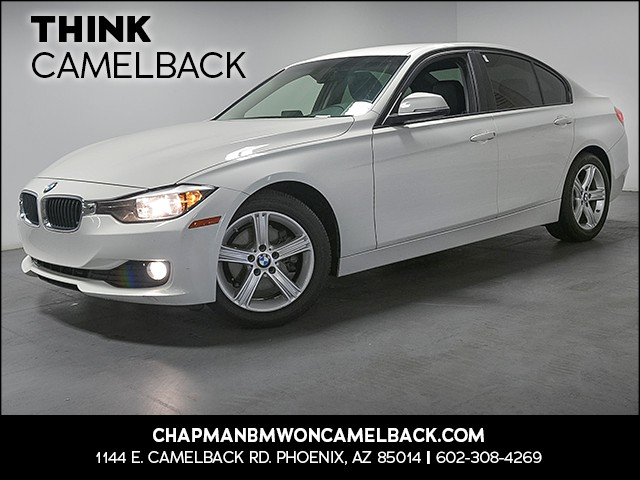 2014 BMW 3-Series Sdn 320i 62897 miles Phone hands free Satellite communications BMW Assist Wir