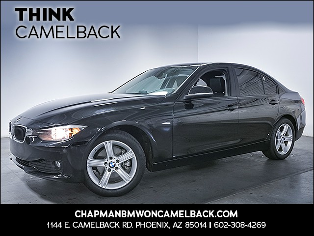 2015 BMW 3-Series Sdn 320i 31600 miles 1144 E Camelback Rd 6023852286 Chapman BMW on Camelbac