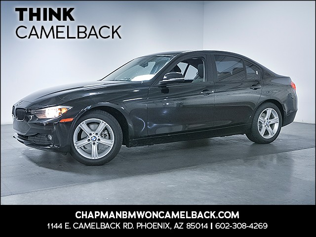 2015 BMW 3-Series Sdn 320i 36575 miles Moonroof Wireless data link Bluetooth