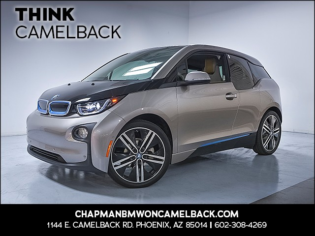 2014 BMW i3 49568 miles VIN WBY1Z4C59EV276372 For more information contac