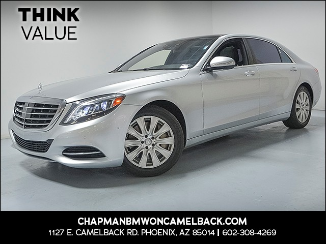 2015 Mercedes S-Class S 550 46884 miles VIN WDDUG8CB3FA102118 For more information contact ou