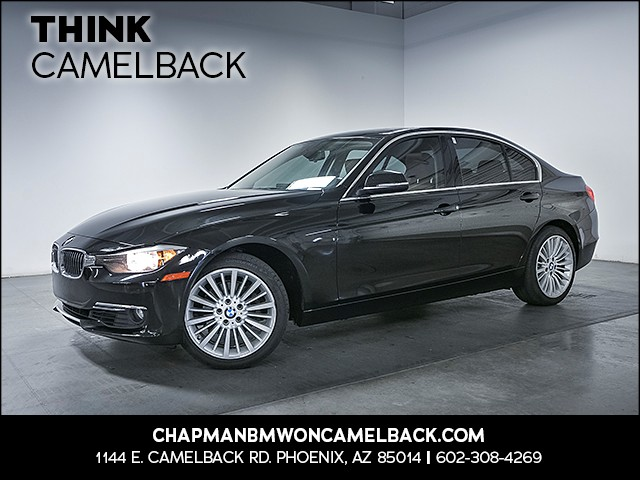 2012 BMW 3-Series Sdn 328i 57360 miles Luxury Line Premium Package Wireless data link Bluetooth
