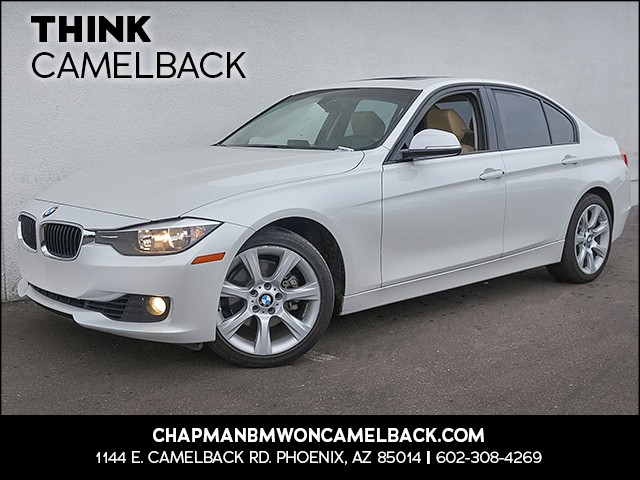2015 BMW 3-Series 328i 67893 miles Presidents Day Weekend Sale at Chapman BMW on Camelback Extra