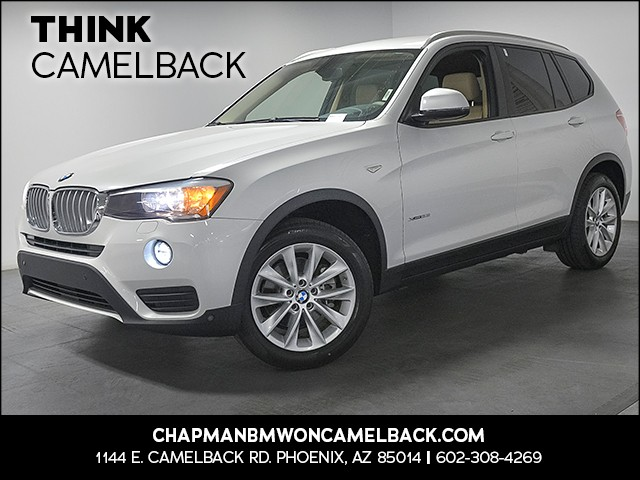 2016 BMW X3 xDrive28i 22826 miles Driving Assistance Package Wireless data link Bluetooth Satel