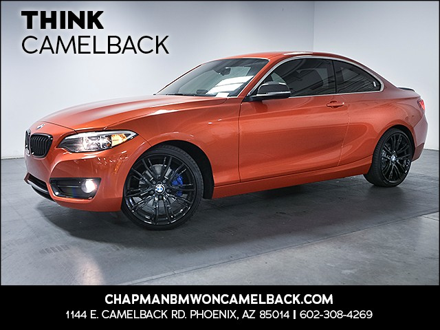 2016 BMW 2-Series 228i 34582 miles Satellite communications BMW Assist Phone hands free Wireles