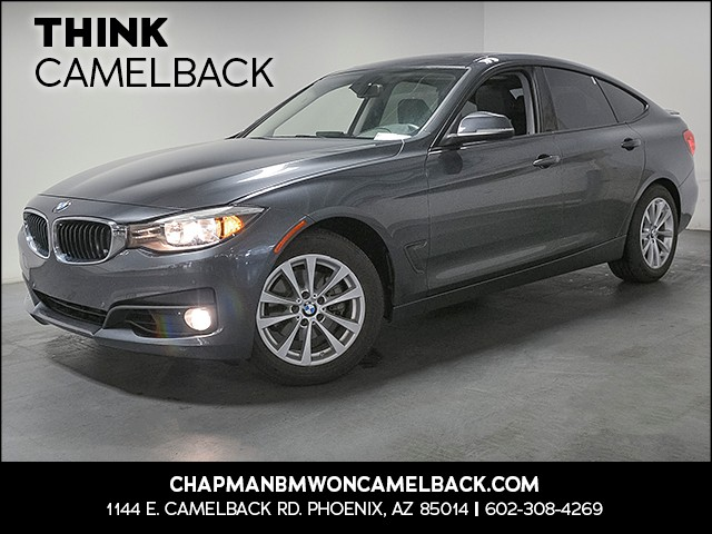 2014 BMW 3-Series 328i xDrive Gran Turismo 61078 miles Driver Assistance Pack